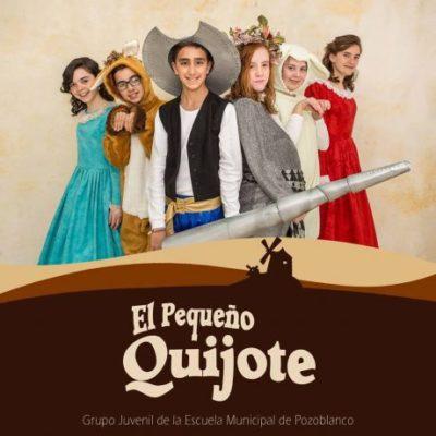 """""""El pequeño Quijote"""""""