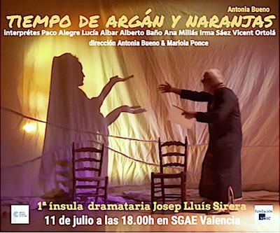 TIEMPO DE ARGÁN Y NARANJAS