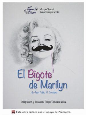 El bigote de Marilyn