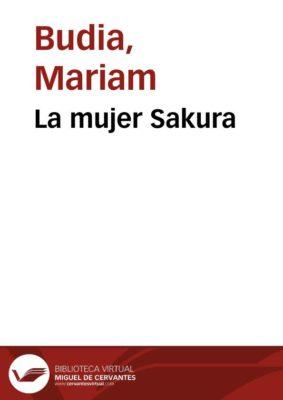 La mujer Sakura