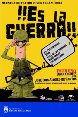 ¡¡¡Es la Guerraaa!!!