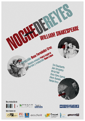 Noche de Reyes (de William Shakespeare)