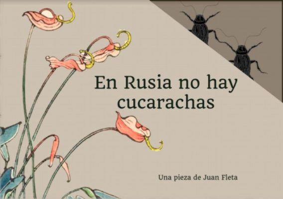En Rusia no hay cucarachas