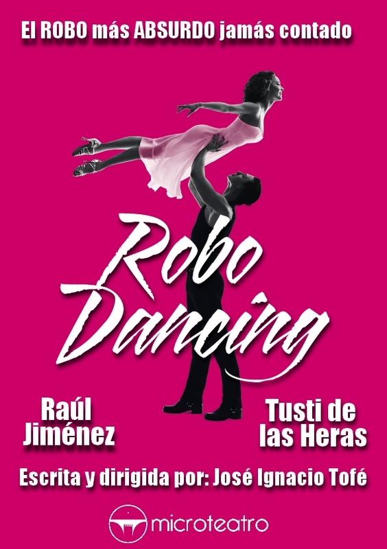 Robo Dancing