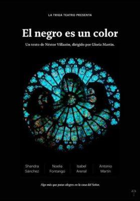 El negro es un color