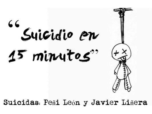 Suicidio en 15 minutos