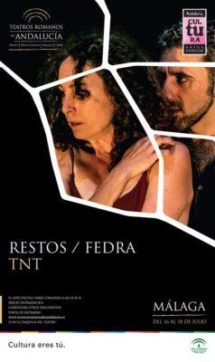 LOS RESTOS Fedra (Los Esclavos 4)