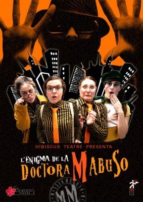 «El enigma del Doctor Mabuso»