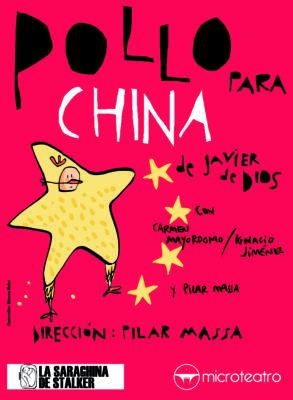 POLLO PARA CHINA