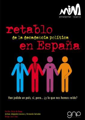 Homo político (retablo de la decadencia política en España)